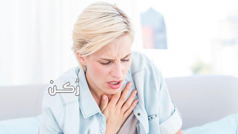 ضيق التنفس أسبابه وعلاجه وطرق الوقاية منه