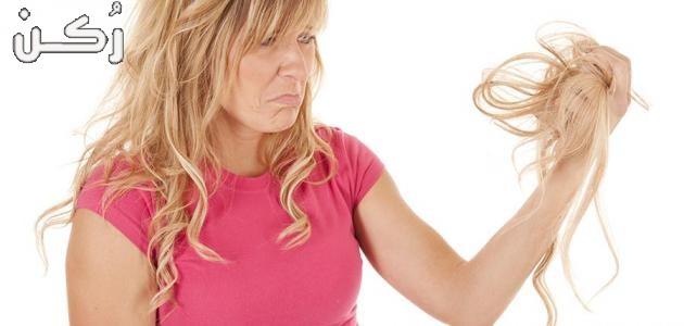طرق منع تساقط الشعر