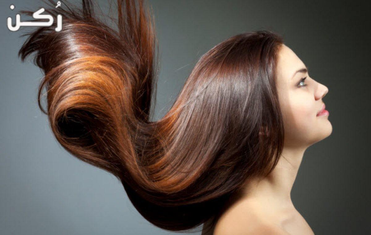 وصفات زيادة لمعان الشعر..ماسك لمعان الشعر التالف