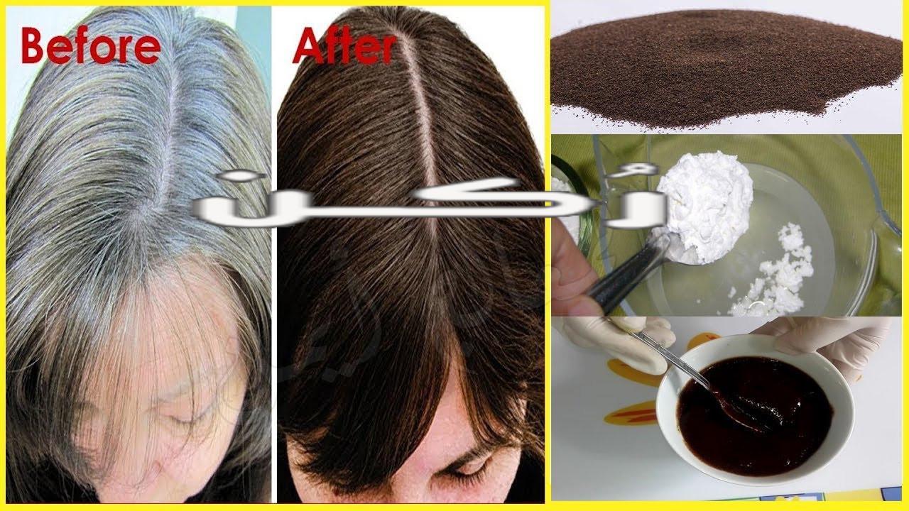 طرق علاج الشيب بالشاي والملح مجربه وآمنة