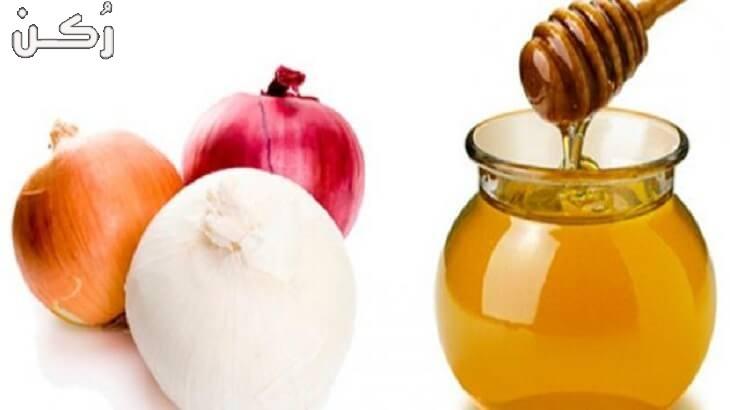 عصير البصل لكثافة الشعر