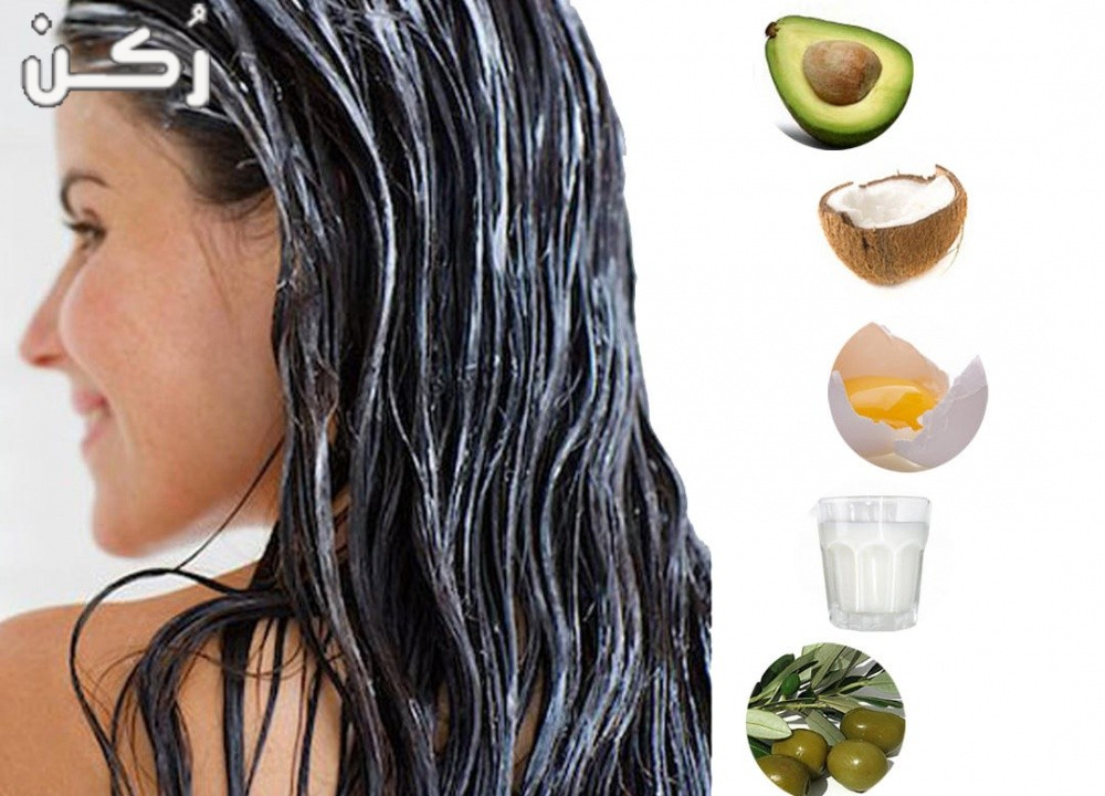وصفات كيراتين للشعر طبيعية لفرد الشعر بطرق صحية