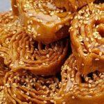 طريقة عمل حلويات مغربية بالمنزل بدون مواد حافظة
