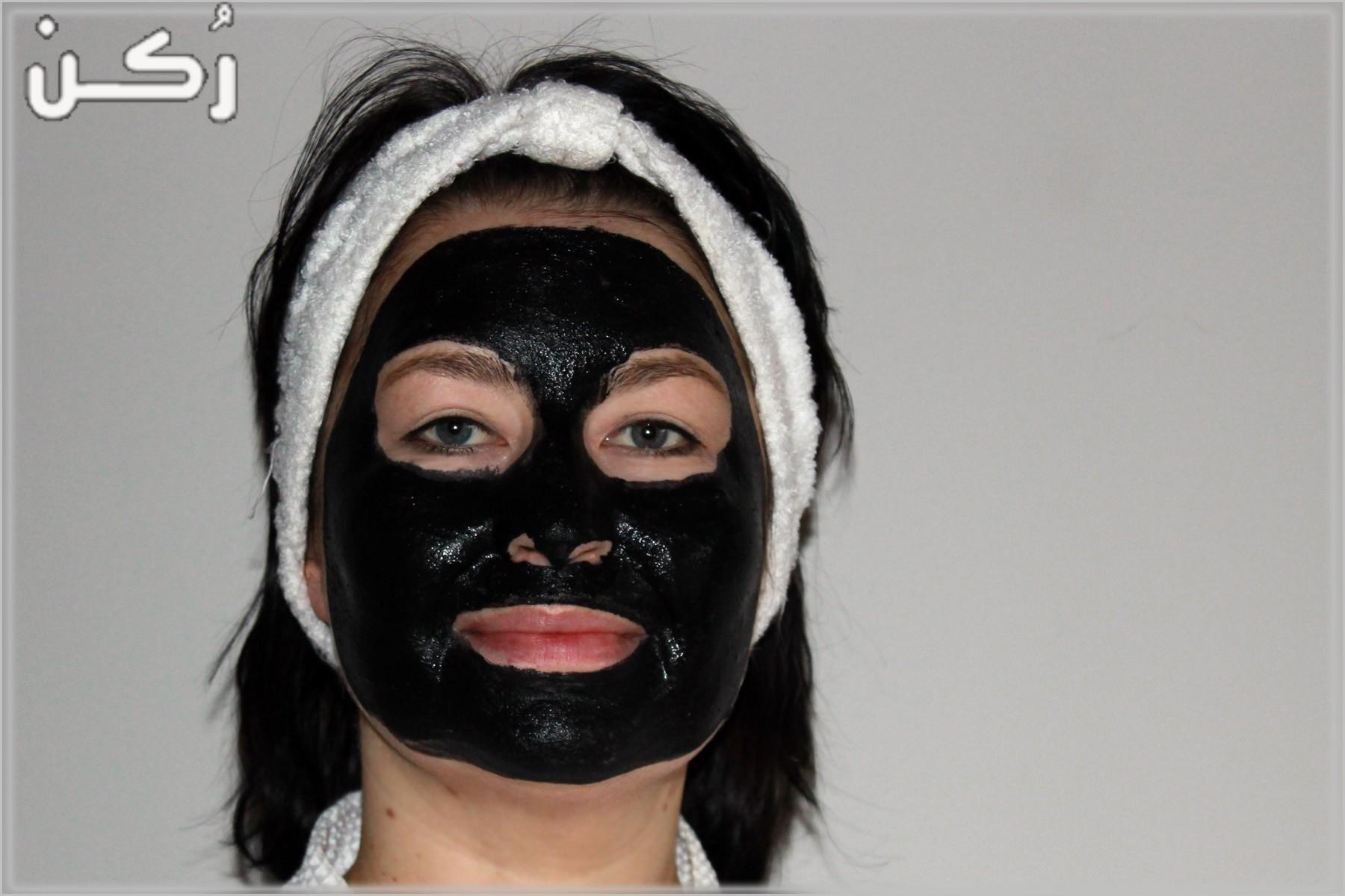 وصفات ماسك الفحم للبشرة لإزالة الرؤوس السوداء