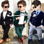 صور ملابس أطفال أولاد موضة لكل المناسبات