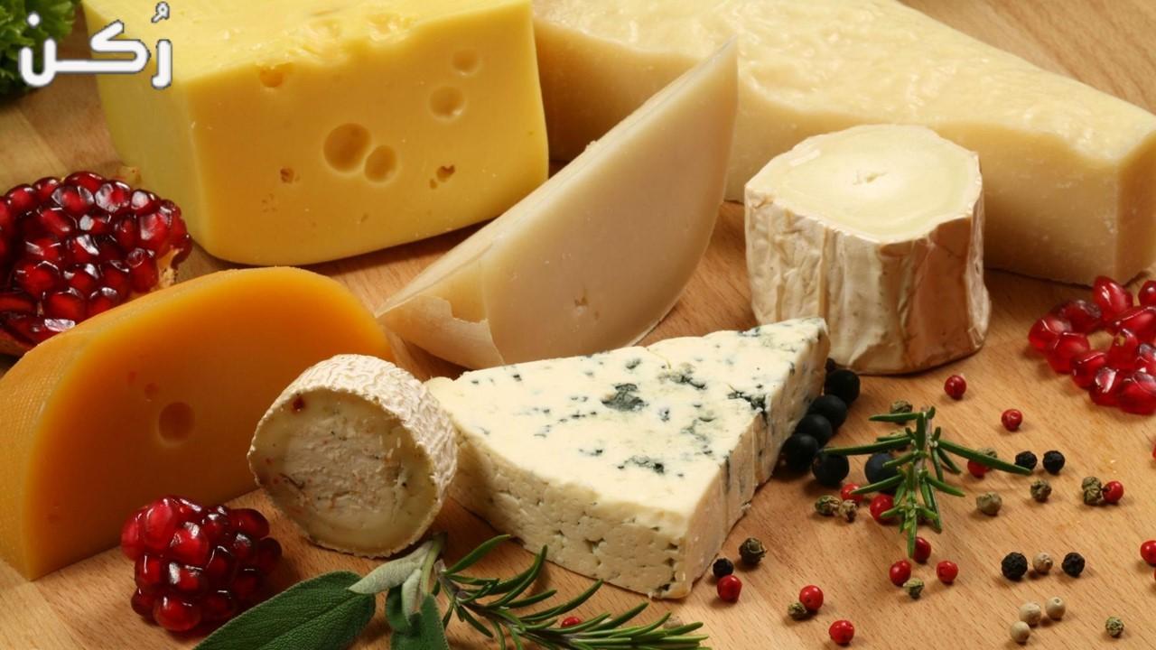 افضل انواع الجبن الاكثر استخداما