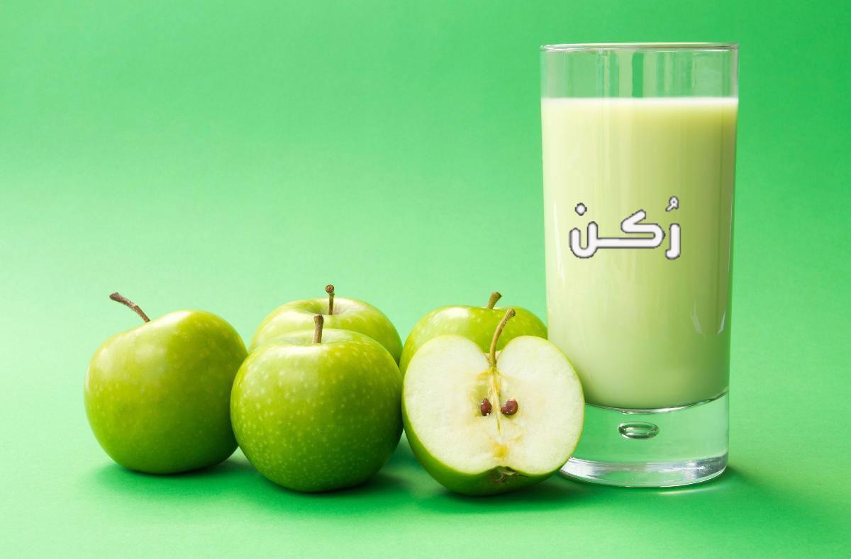 رجيم التفاح والزبادي لخسارة 10 كيلو في أسبوع