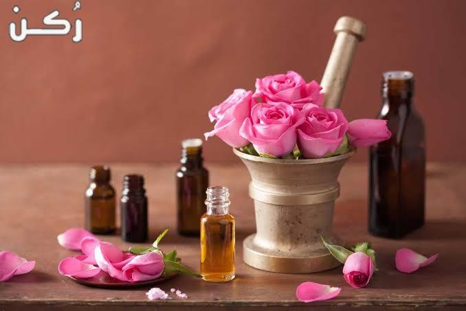 وصفات زيت الورد للجسم..أستخدامات زيت الورد العطري