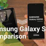 مواصفات هاتف Samsung S20 المميزات والعيوب