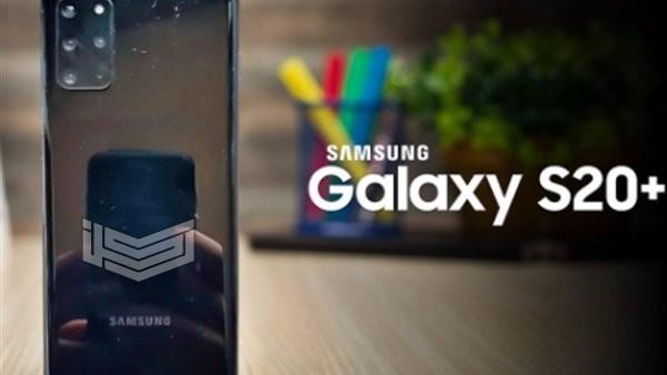 مواصفات هاتف Samsung Galaxy S20 Plus