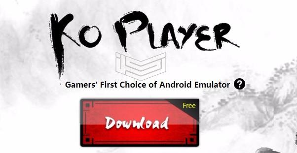 تحميل برنامج Koplayer محاكي اندرويد خفيف للكمبيوتر