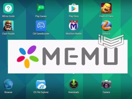تحميل برنامج محاكي اندرويد Memu Play للكمبيوتر خفيف
