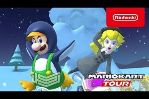 تحميل لعبة سوبر ماريو Mario Kart Tour سيارات التحديث الأخير