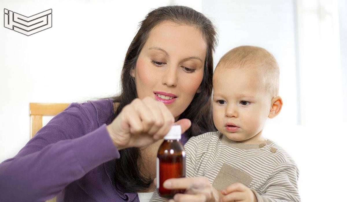 سلفوزنك Sulfozinc  شراب علاج الأسهال عند الأطفال