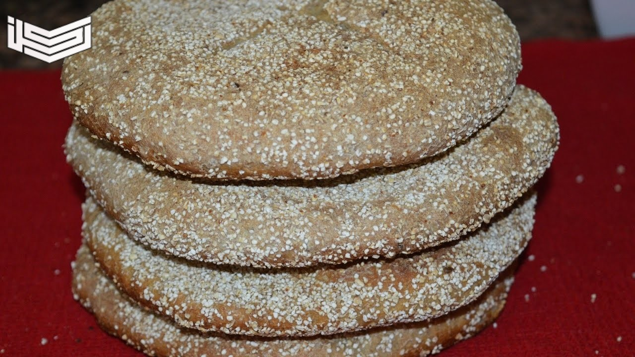 طريقة عمل خبز الشعير لتخسيس الوزن