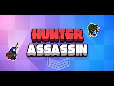 تحميل لعبة Hunter Assassin النسخة الكاملة للآيفون والأندرويد