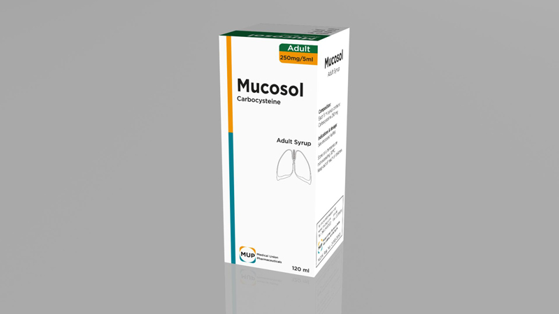 نشرة دواء ميوكوسول Mucosol علاج للسعال ومذيب للبلغلم