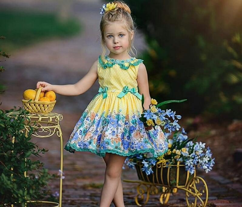 فستان للأطفال 2020