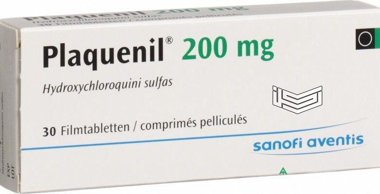 هل بلاكونيل Plaquenil يستخدم لعلاج فيروس كورونا الإيجابية؟ إليكم الإجابة