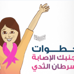 طريقة الفحص الذاتي لسرطان الثدي اتبعيها بعد العادة الشهرية