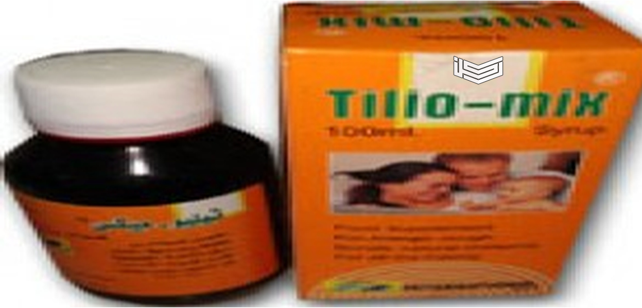 شراب تيليو ميكس أعشاب طبيعية لعلاج الكحة وطارد للبلغم
