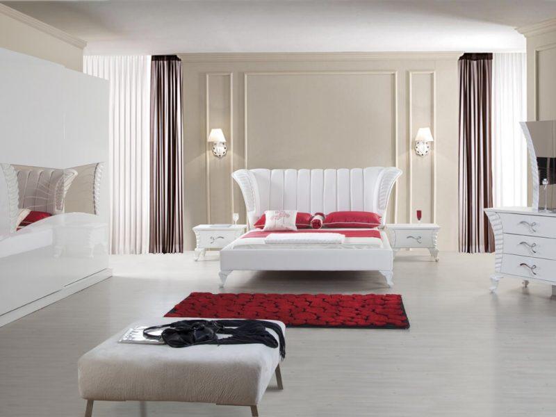 صور ديكورات غرف نوم تركية بتصاميم عصرية