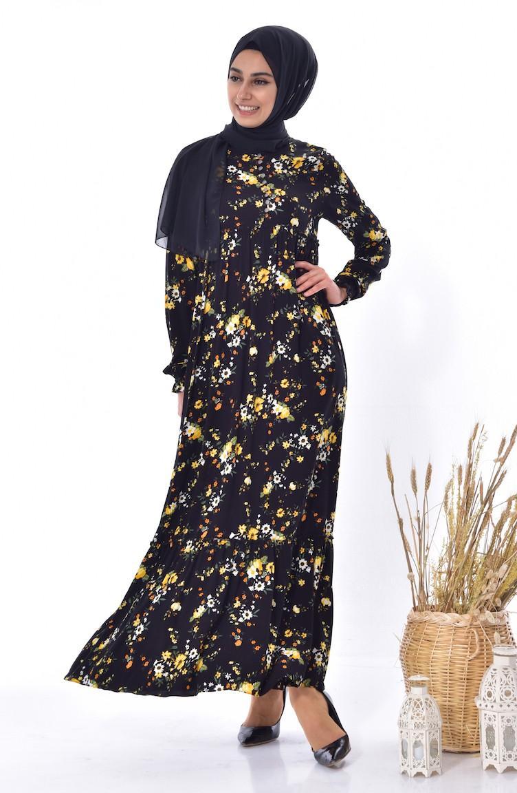 أجمل موديلات فساتين للعيد للمحجبات