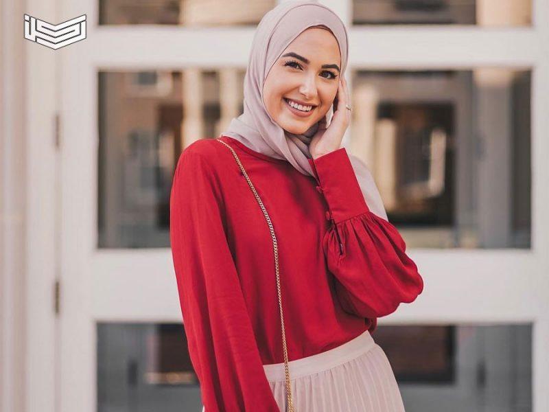كيفية اختيار الحجاب المناسب لجميع ألوان البشرة