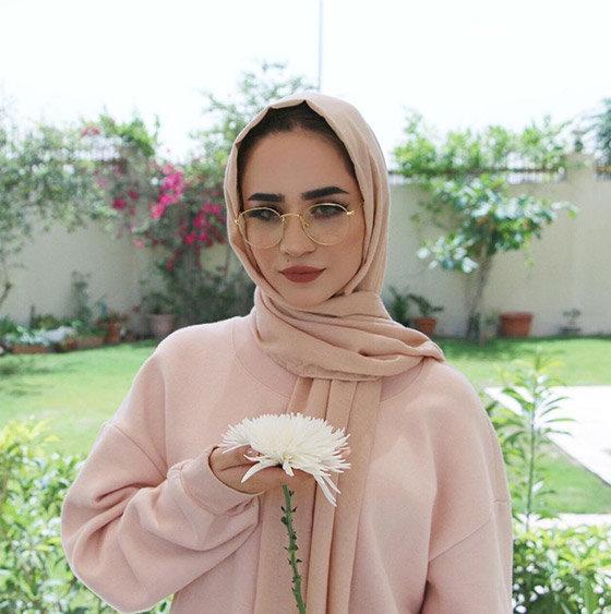 طرق تطبيق لفات حجاب بدون دبابيس