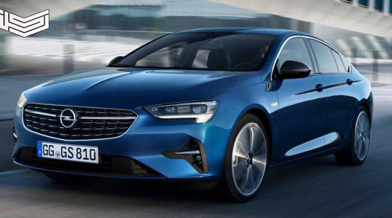 مواصفات وصور سيارة اوبل انسيجنيا الجديدة 2020