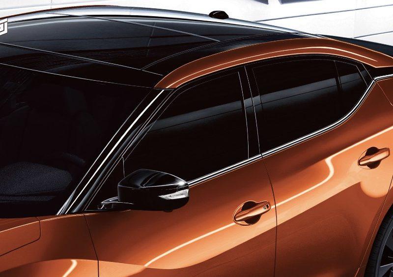 صور ومواصفات سيارة نيسان ماكسيما الجديدة 2020