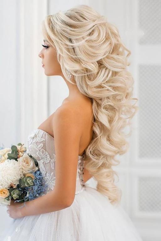 تسريحات شعر للعرايس