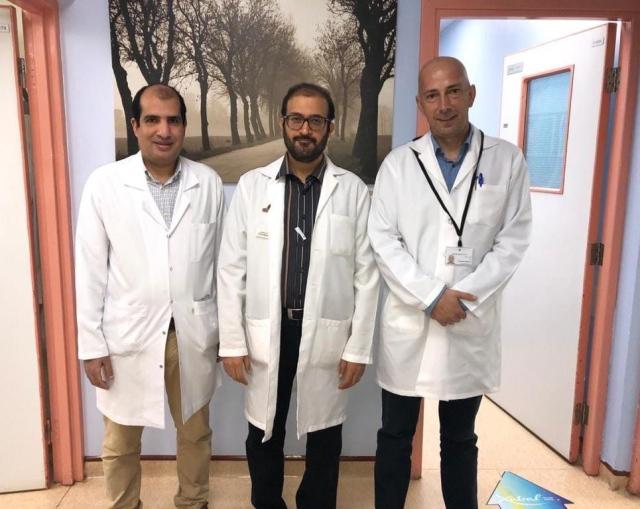 الإمارات .. طاقم طبي بمستشفى القاسمي ينقذ حياة أسترالية تمزقت كليتها