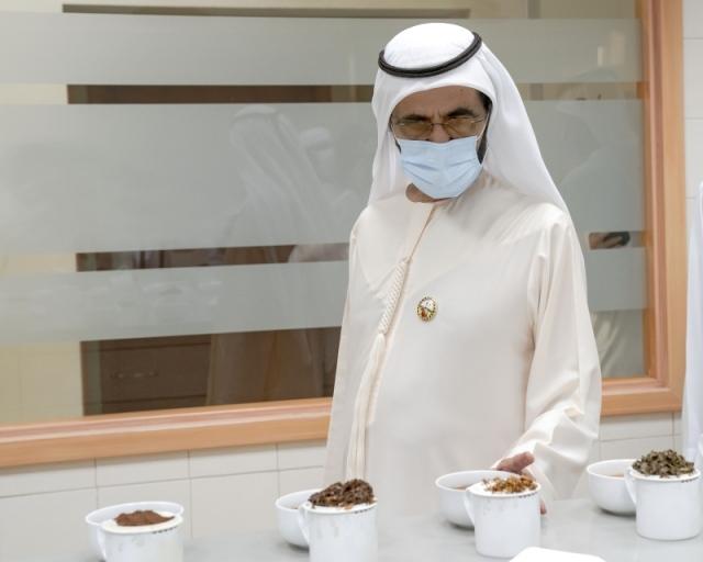 محمد بن راشد: الإمارات أسست رصيداً من الثقة كمركز اقتصادي عالمي