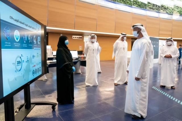 محمد بن زايد يؤكد أن الإمارات مستمرة في تطوير قطاع الطاقة بقيادة خليفة