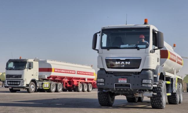 مواصلات الإمارات تنقل 989 ألف طن من المواد البترولية لشركائها