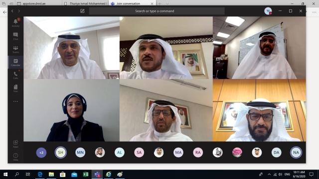 تعاون بين إقامة دبي ومكتب دبي للتنافسية في مجال دعم تنافسية إمارة دبي عالمياً