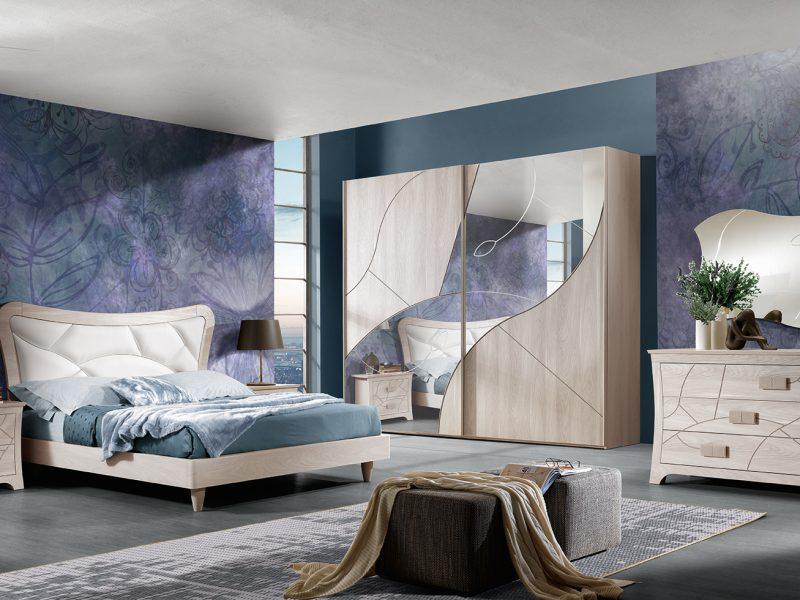 صور غرف نوم مودرن كاملة 2020-2021 تناسب جميع المساحات موضة 2020