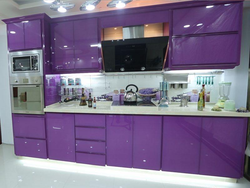 صور مطابخ الوميتال بتصاميم تركية .. سعر متر المطبخ الالوميتال