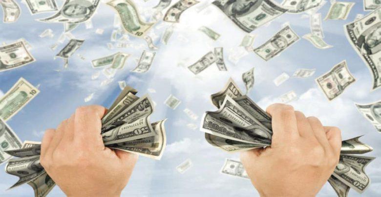 تفسير حلم رؤية إعطاء المال في المنام لابن سيرين