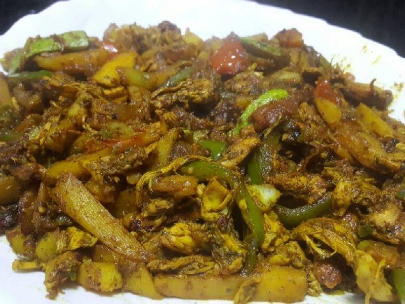 طريقة عمل عقدة الدجاج واللحم اشهر الأطباق اليمنية