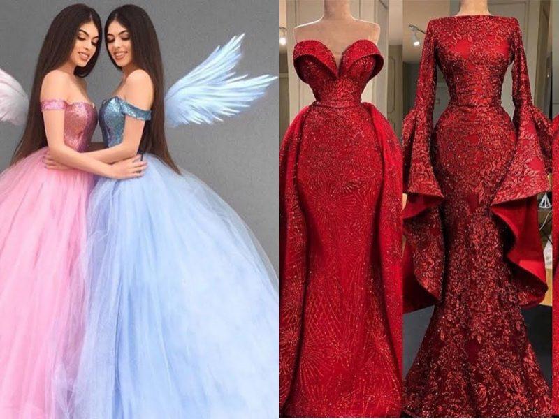 تفسير حلم رؤية لبس فستان طويل في المنام للعزباء والمتزوجة والرجل