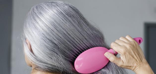 أفضل طرق لعلاج شيب الشعر بالتفصيل