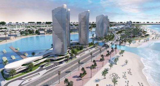 احدث مشاريع مدينة العلمين الجديدة ومعلومات عن أبراجها الشاطئية